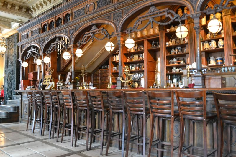 Cafe Pushkin, Maskva